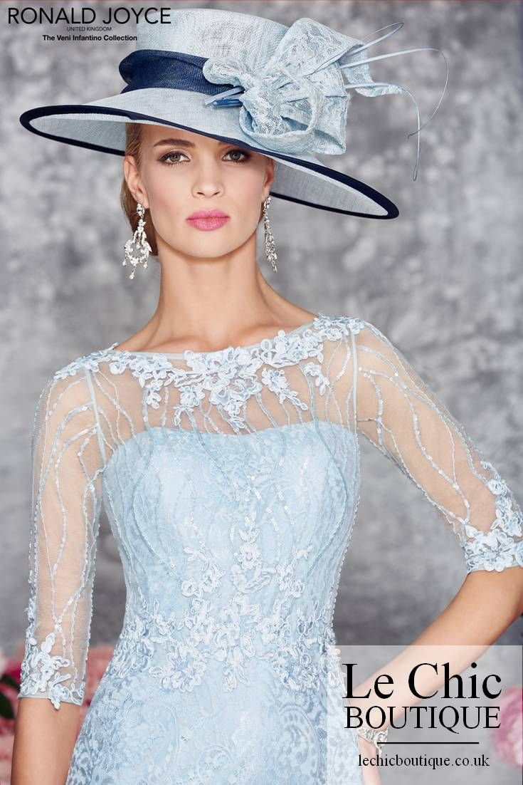 Ronald Joyce Veni Infantino Style 991077 Top 2016 Trends For The Mother Of Bride