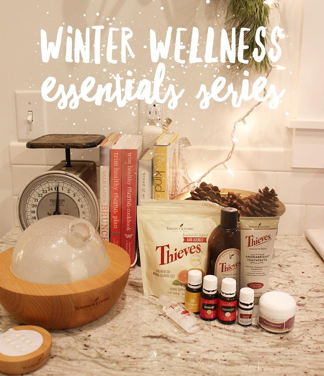 I'm kicking off this New Year's with a bang! What better thing to prioritize this year than your family's health? Today through Saturday, I'm going to do a little class/series of posts on my Winter Wellness Essentials that help us not just survive during this time of transitions and sickness, but thrive! In this little series, I'll be sharing some oils that come in the PSK and some other products that are my absolute faves and necessities! So there's something for all of you guys...