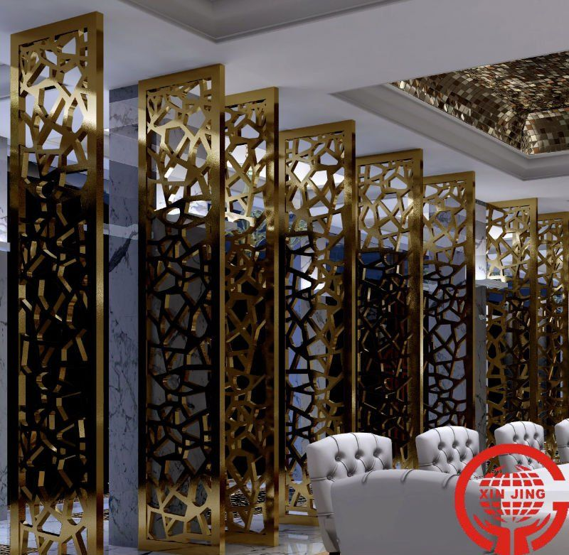 Decorative Perforated Metal Panels 56 Performing And