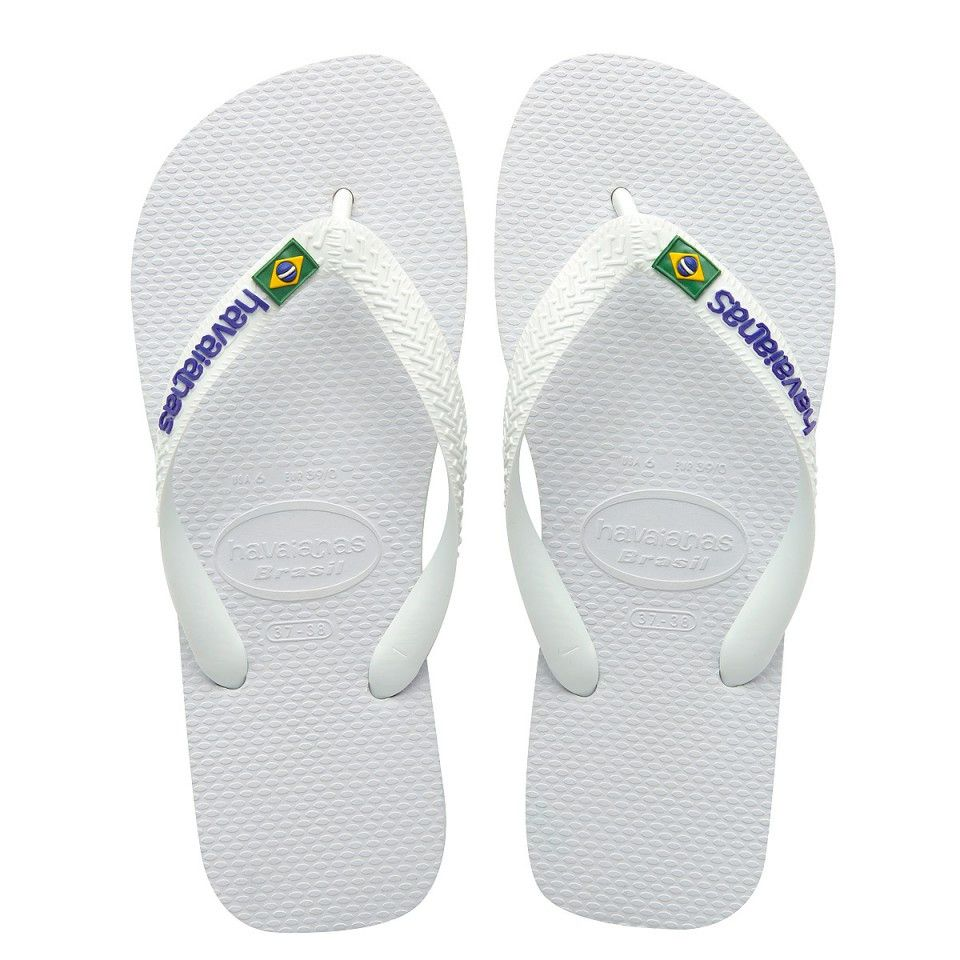 a566f02fa13a Havaianas Brazil Logo White Flip Flop Price From  £13.68