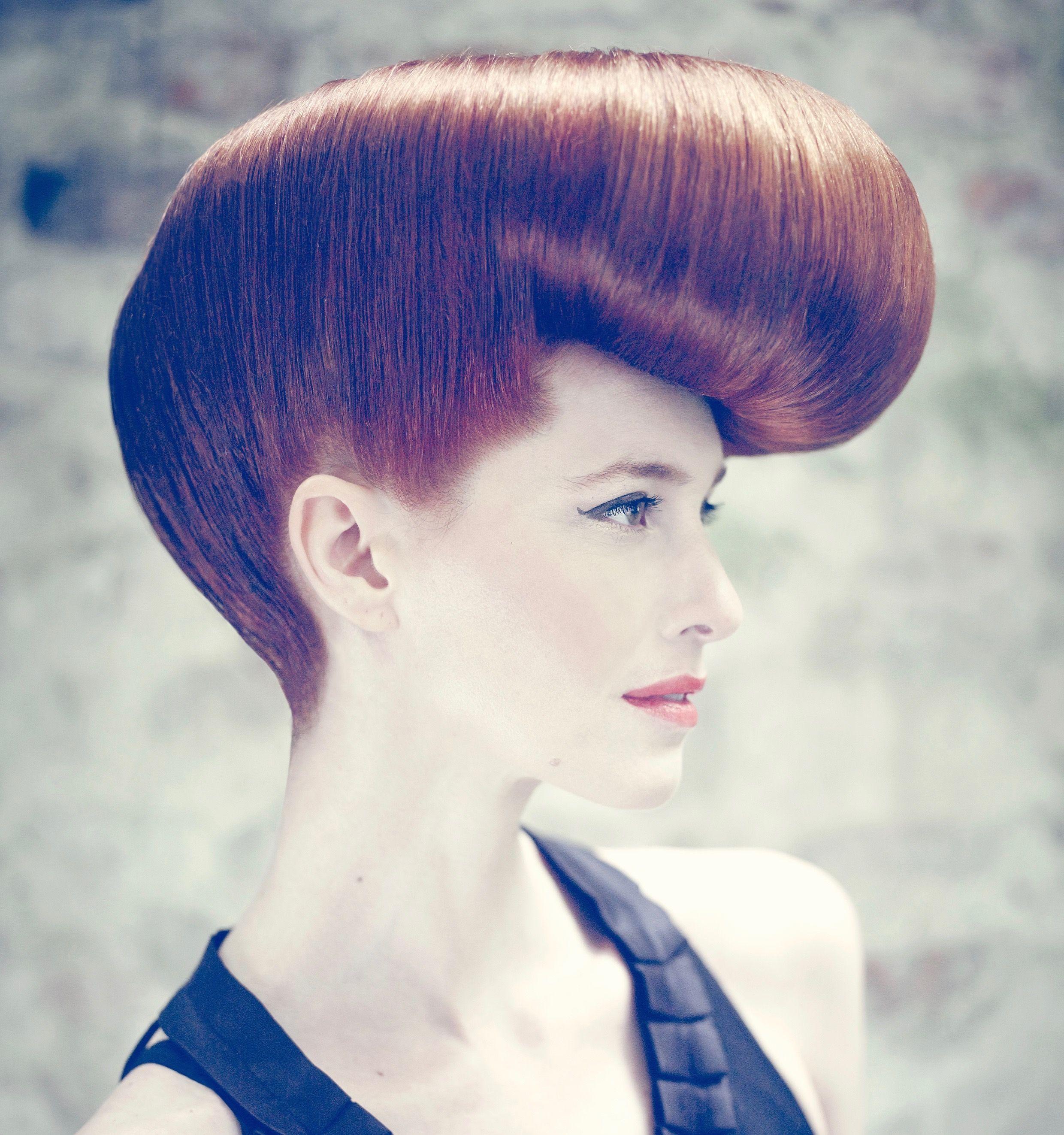 Épinglé par iowa hair enthusiast sur Hair Up Close