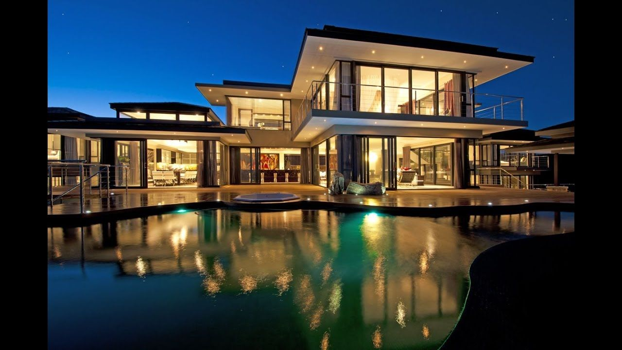 The most beautiful houses in the world hd youtube for Beautiful modern homes