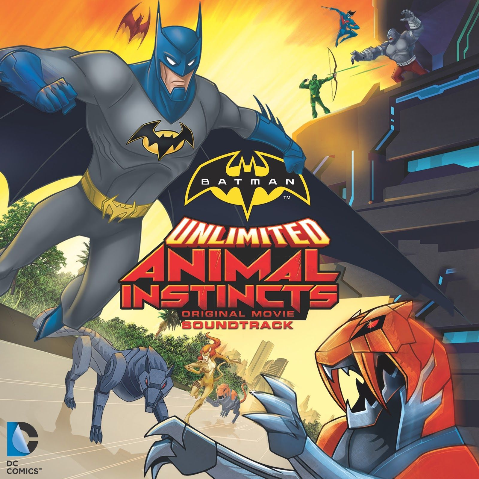 Animal Instincts Watch Online batman unlimited animal instincts soundtrackkevin riepl