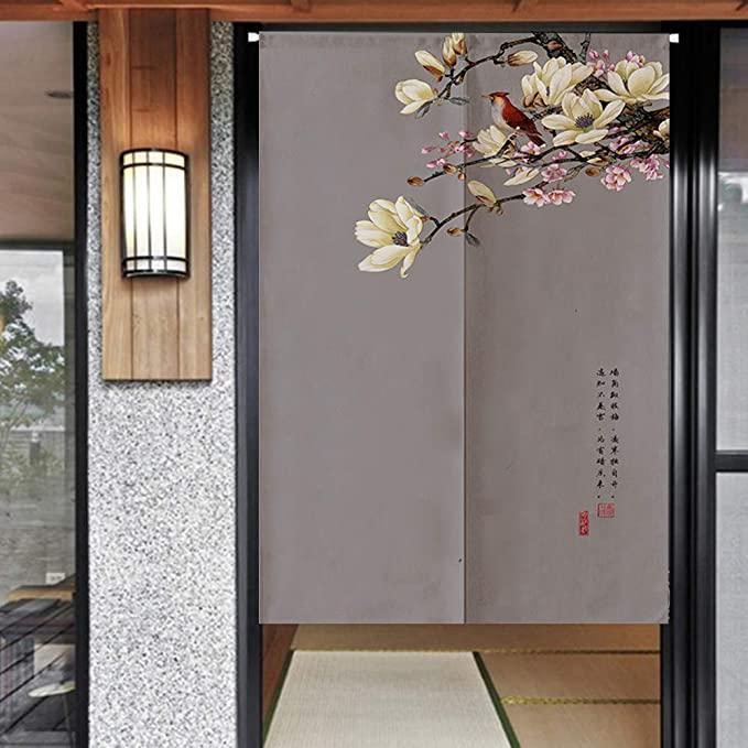 Pin On Noren Doorway Curtain