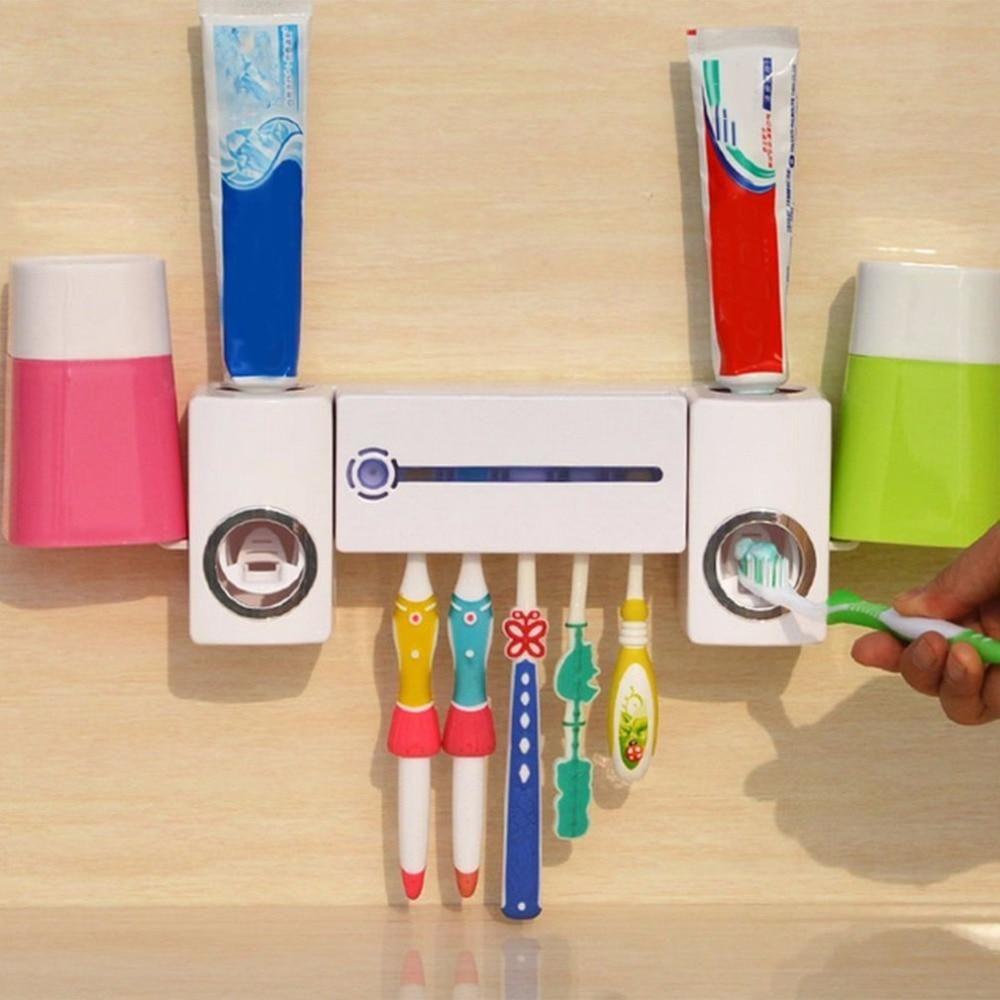 antibacteria uv light ultraviolet toothbrush dispenser on disinfectant spray wall holders id=76384