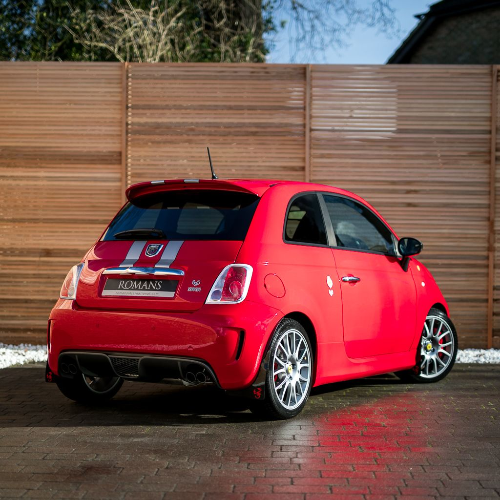 Abarth For Sale With Images Fiat 500 Fiat Abarth Fiat