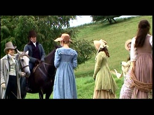 Matthew Macfadyen As Mr Darcy Image Matthew Macfadyen As Mr Darcy Pride And Prejudice Pride And Prejudice 2005 Scene Photo