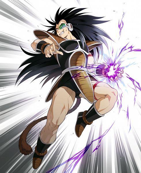 Raditz Goku Brother