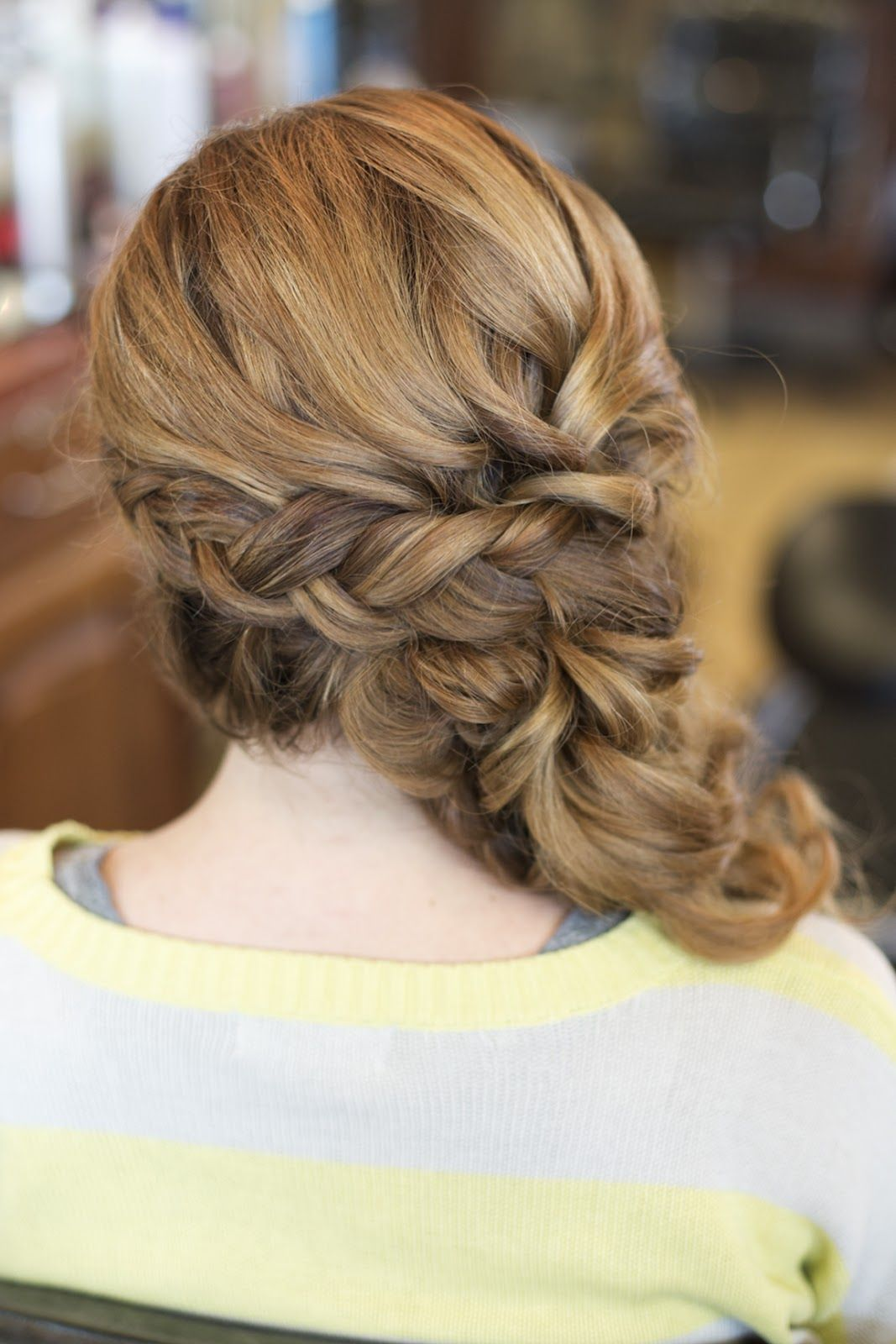 Private workshop ii updo hair style and long hairstyle