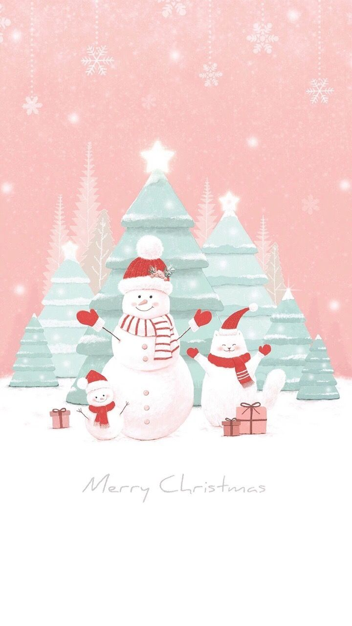 Pin By Daria Russkikh On Christmas New Year Wallpapers Pinterest