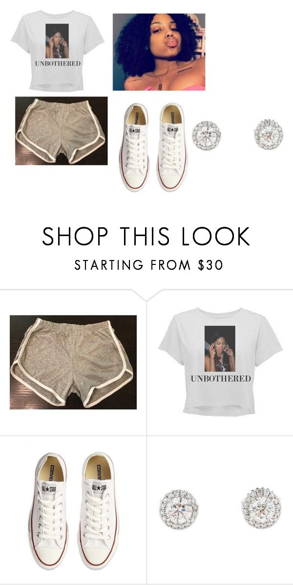 """""""summer 2k17"""" by tiaramb11 on Polyvore featuring Converse"""