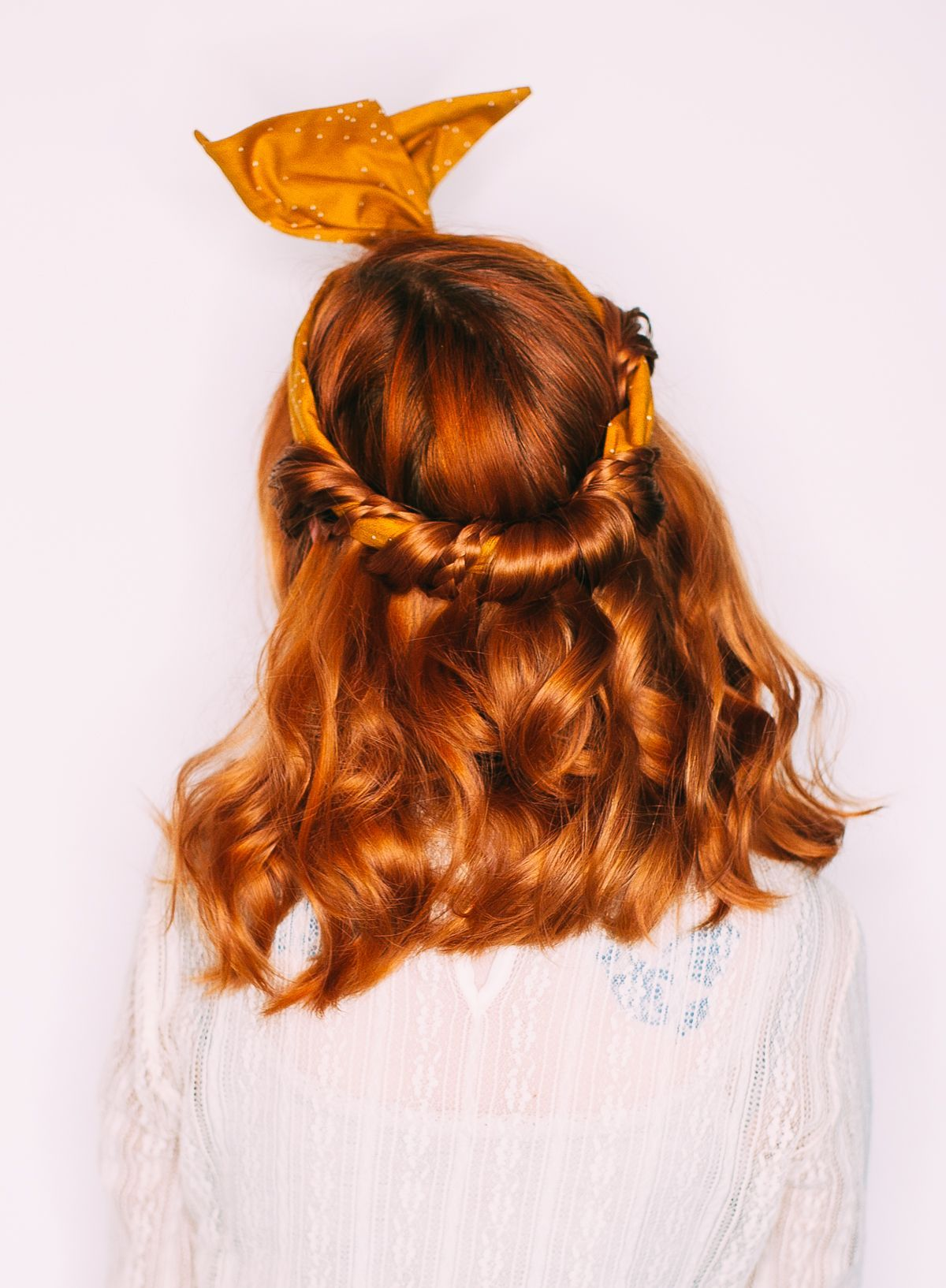 Five easy hairstyles with a headband u a beautiful mess