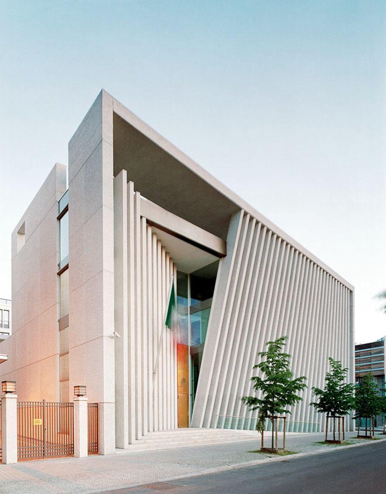 arqbto: Embajada de México en Alemania — Teodoro González ... - photo#32