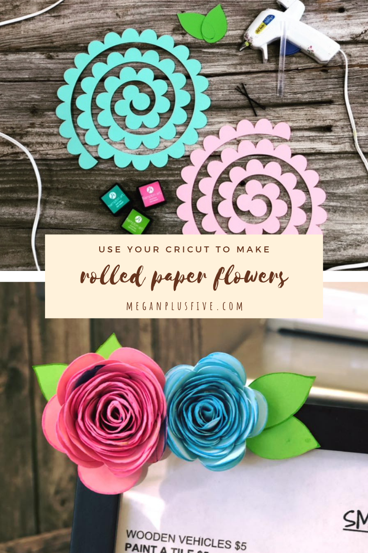 Rolled Paper Flowers Easy Tutorial To Make Your Own Using Your