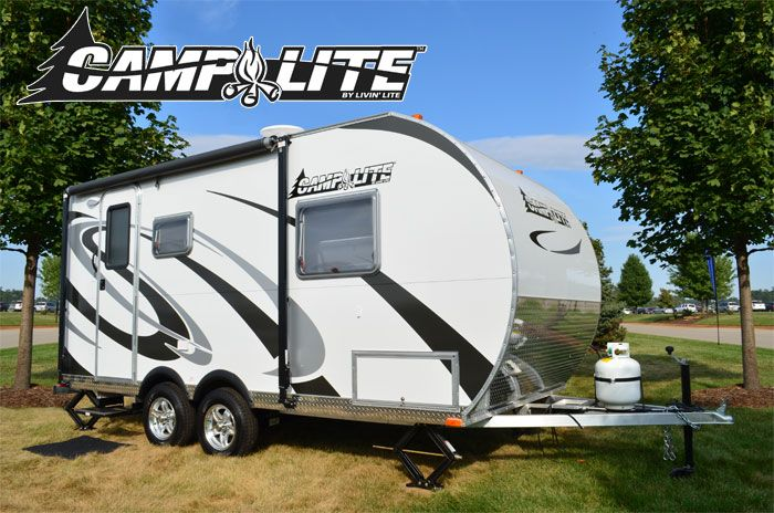 Camplite 16dbs Travel Trailer Camping Camping Trailer For Sale