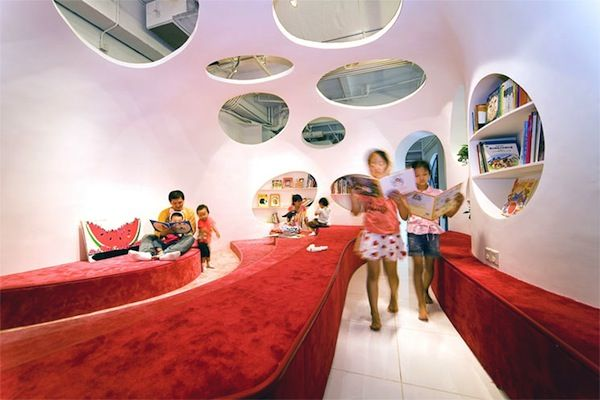 Kid Republic4 - Possibly the coolest kids' bookstore in the world - Shanghai