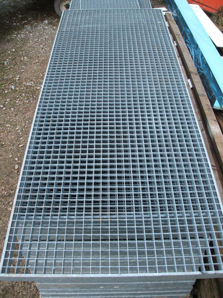 Floor Forge Walkway Steel Grating 69 Quot X 33 1 2 Quot Mezzanine