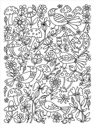 Arte Antiestres 100 Jardines Para Color Obras Diversas