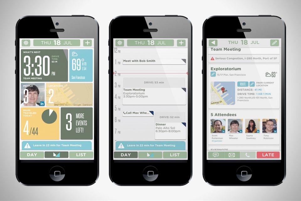 Mynd Calendar App Calendar app, Organization apps, App