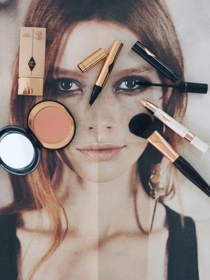 Charlotte Tilbury sin makeup store i Covent Garden