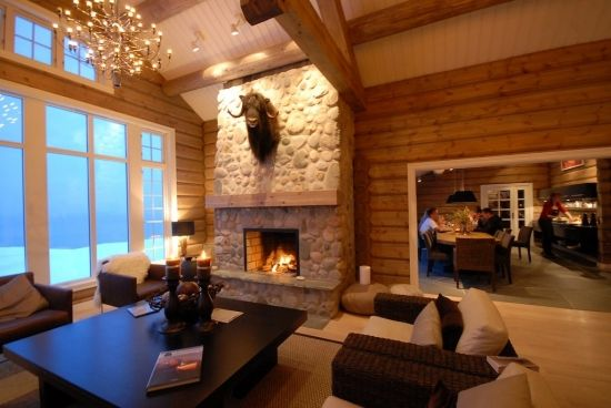 Lyngen Lodge, Artic Circle, Norway