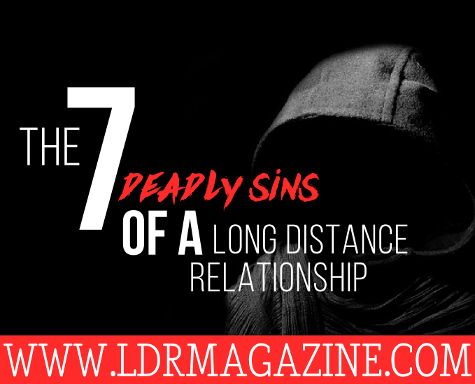 the deadly sins of a relationship