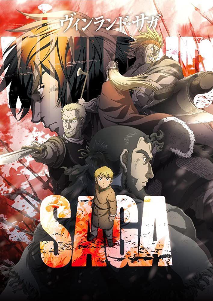 Vinland Saga (2019) in 2020 Anime, Vinland saga manga