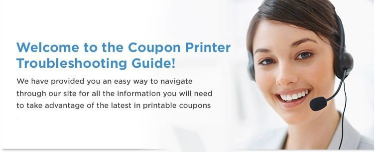 Coupon Printer Troubleshooting Guide Home In 2020 Printer Coupons Guide