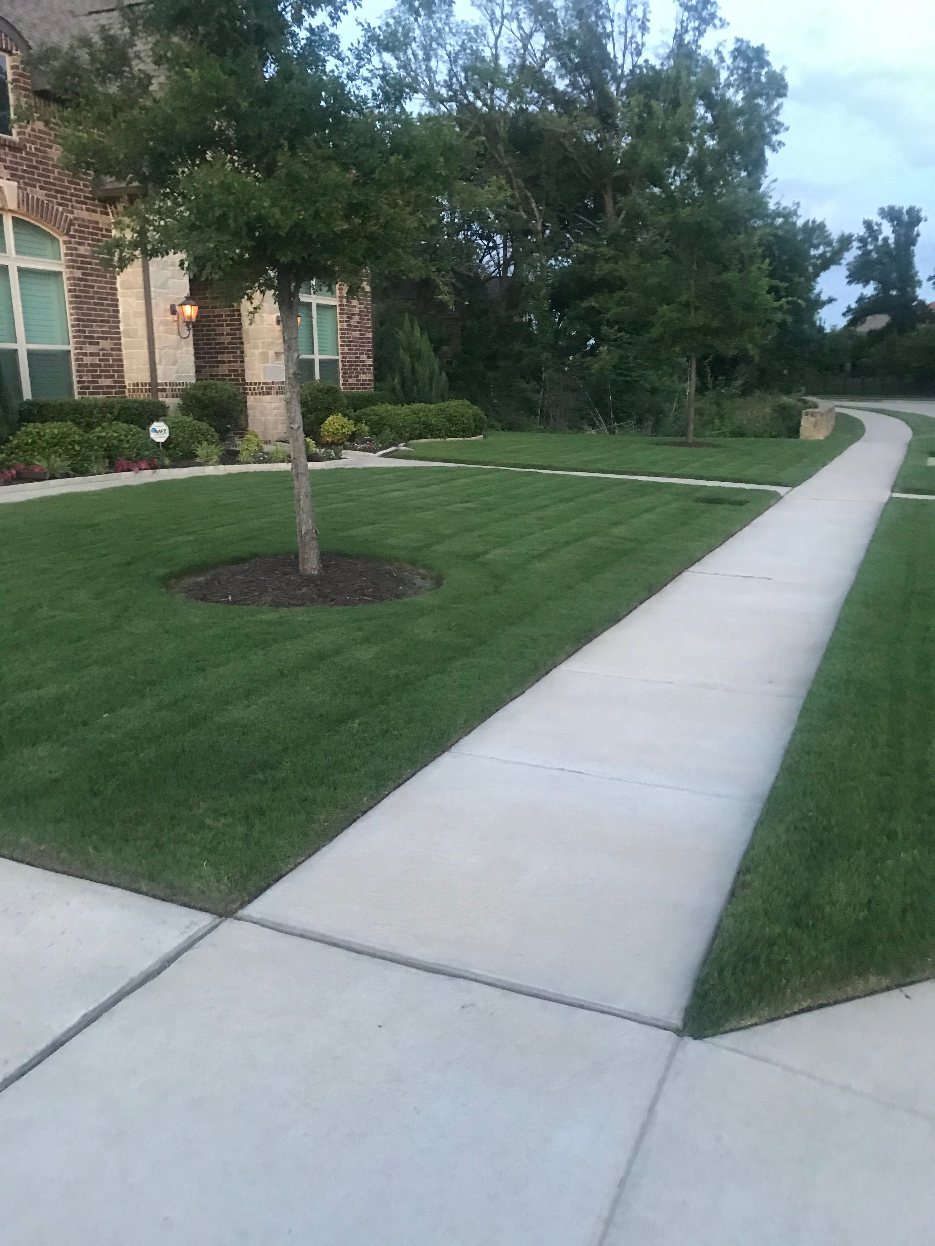 Flower mound lawn service hope landscaping in 2020