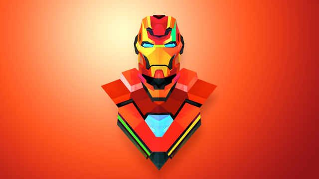 20 Stunning Wallpapers By Justin Maller Iron Man Wallpaper Iron Man Art Cartoon Wallpaper Wallpaper cave com iron man
