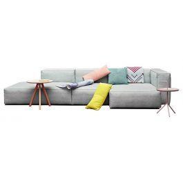 Design Bank Losse Elementen.Hay Mags Soft Sofa Bank Is Een Comfortabele Design Bank