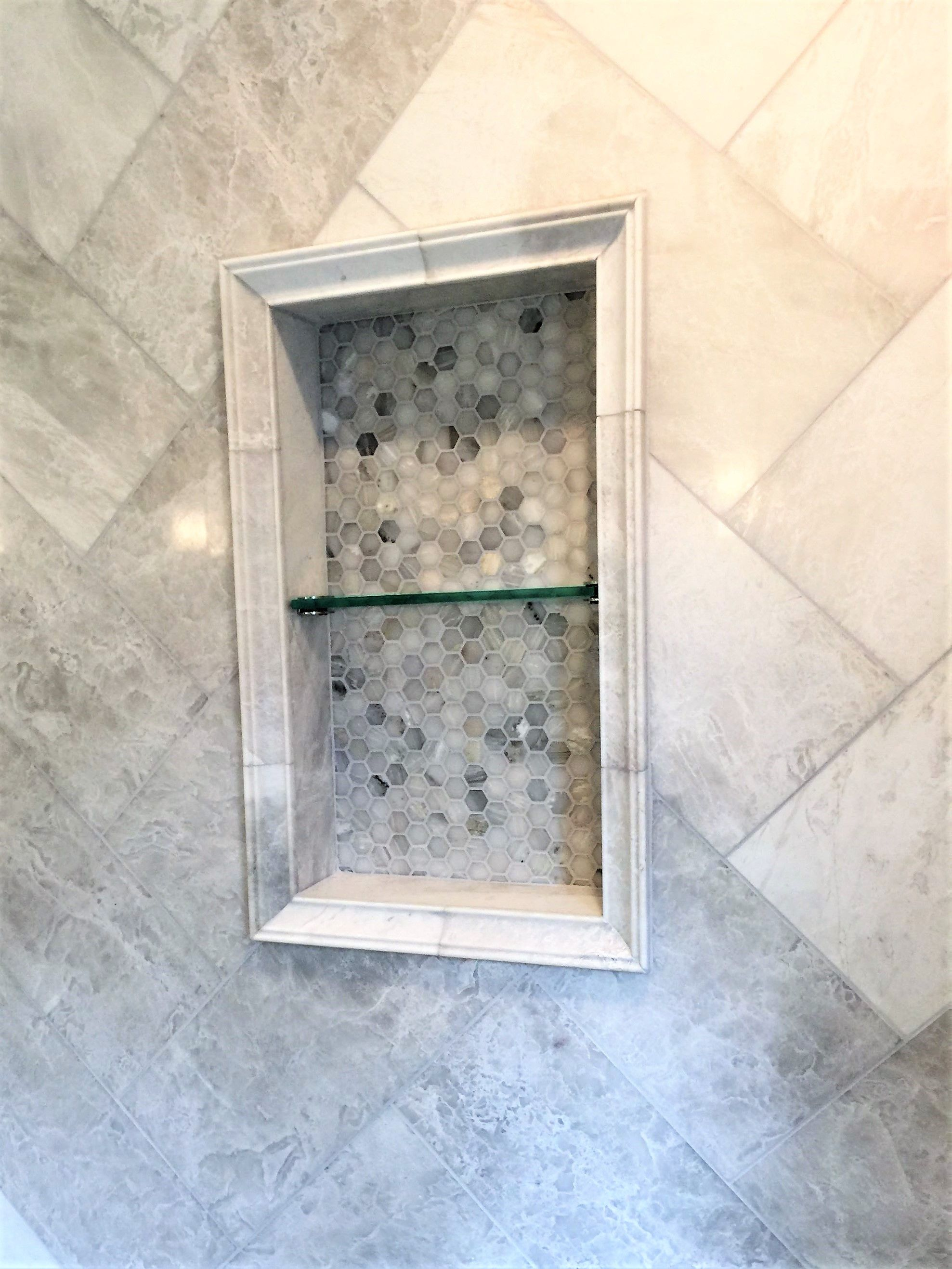 how to choose the location and size of the shampoo soap shower niche rh pinterest com