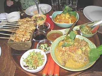 Un Autre Type De Cuisine Balinaise Bali Gastronomie Pinterest - Cuisine balinaise