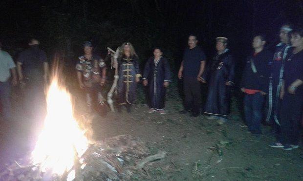 Brujos recibieron el año nuevo Olmeca en San Andrés Tuxtla - http://www.esnoticiaveracruz.com/brujos-recibieron-el-ano-nuevo-olmeca-en-san-andres-tuxtla/