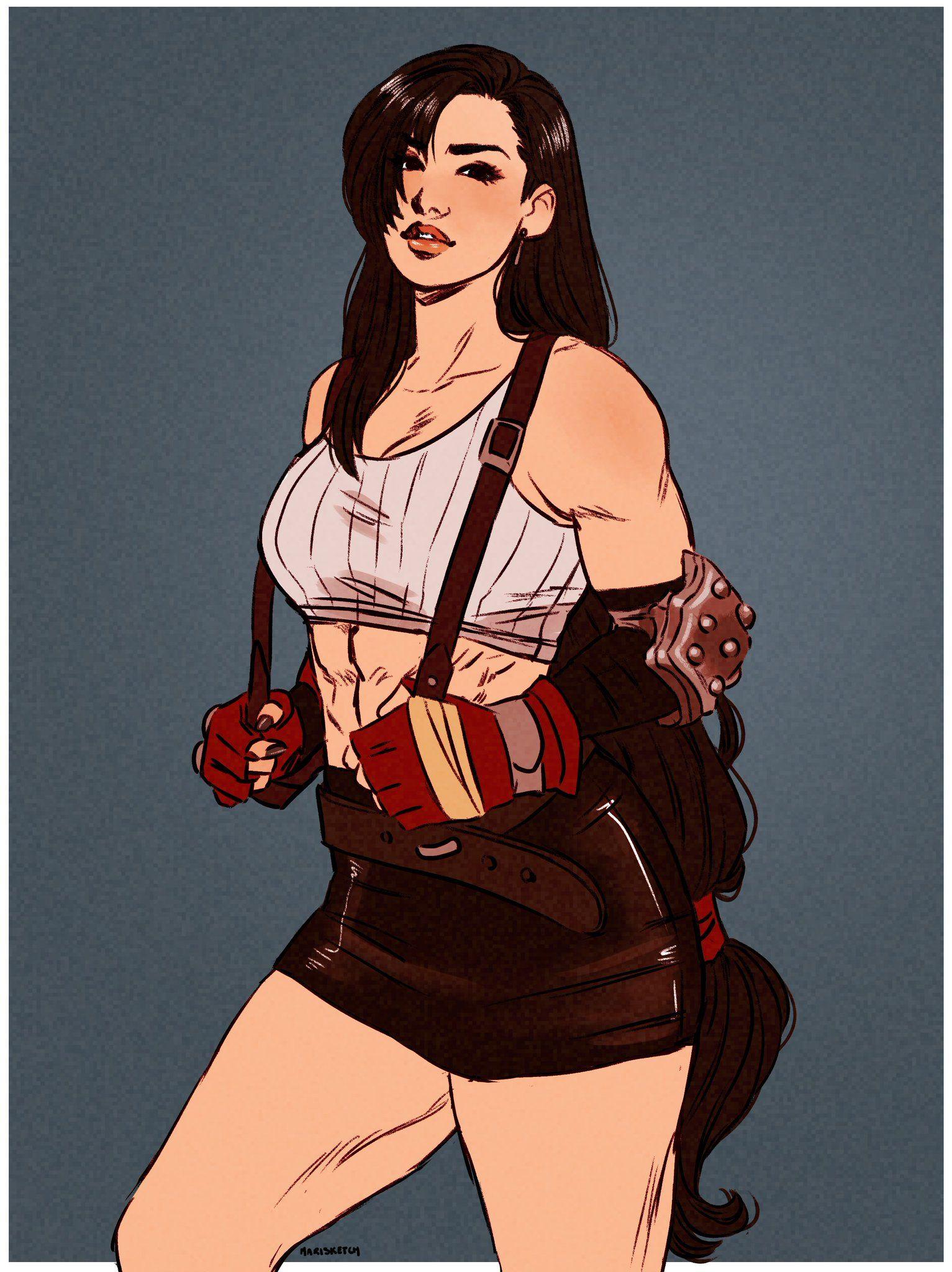 Mari on Twitter | Final fantasy girls, Final fantasy art ...  Final Fantasy Female Characters Wallpaper