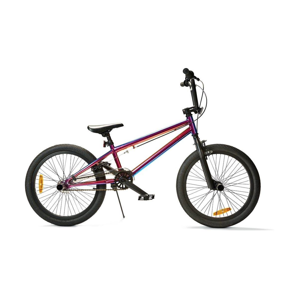 50cm Oil Slick Finish Bmx Bike Bmx Bikes Bmx Bike