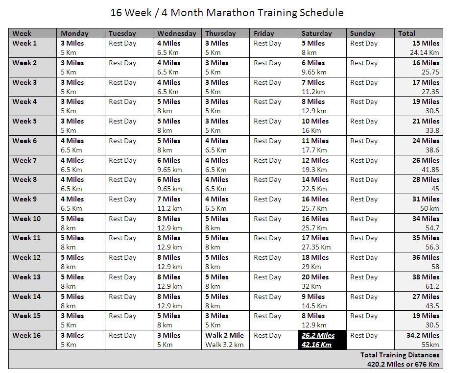 The Training Run For Paddy Com Marathon Training Plan Marathon Training Schedule Marathon Training Program