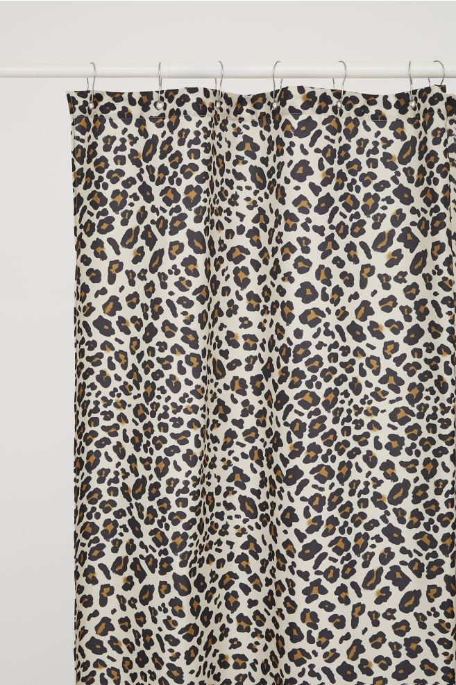 Leopard Print Shower Curtain Cool Shower Curtains Leopard Print