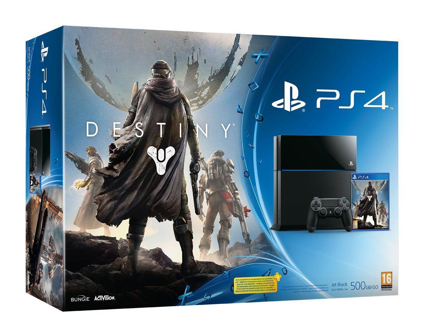 Bargain ps4 console destiny 329 delivered at amazon