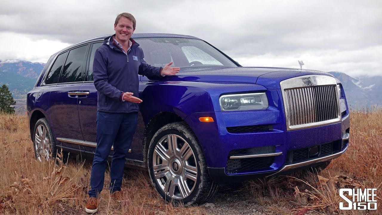 The Rolls Royce Cullinan Is The Most Exquisite Suv Ever First Drive Rolls Royce Cullinan Suv Rolls Royce