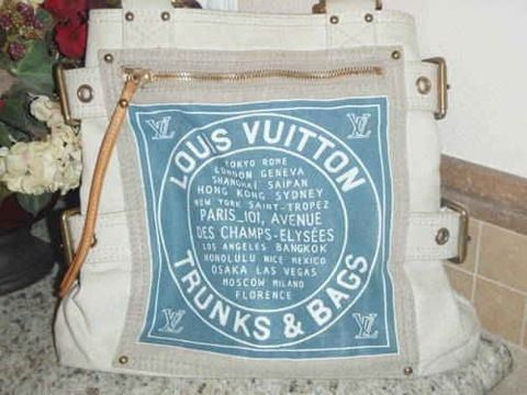 27fb3f034849 louis vuitton trunks and bags canvas tote