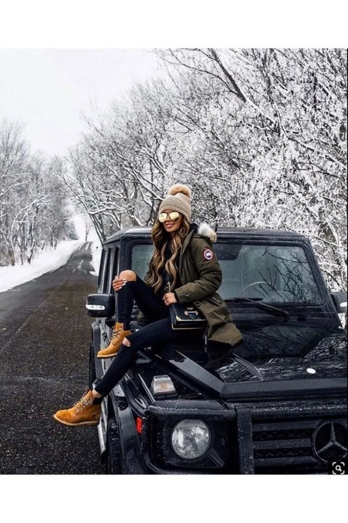 110 ways to wear trendy boots this winter  #winteroutfitscold