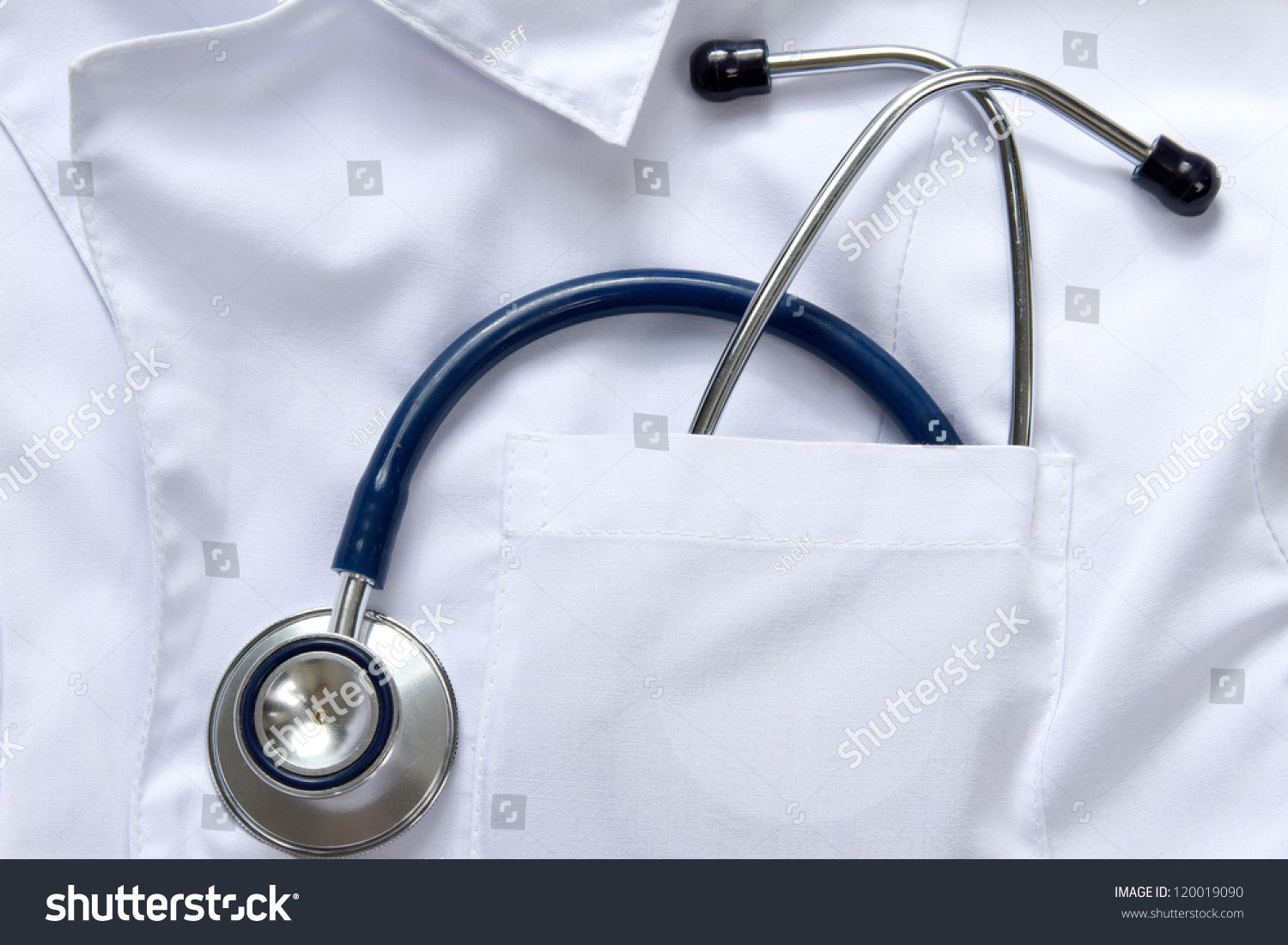 Doctor Coat With Stethoscope Ad Affiliate Doctor Coat Stethoscope Doctor Coat Stock Photos Photo Editing