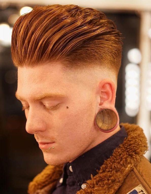 1001 Idees Coiffure Banane Homme Un Regime De Style Coiffure Banane Cheveux Courts En Arriere Coupe Cheveux Homme