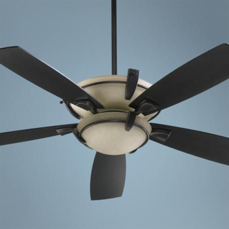 Quorum Mendocino Old World Ceiling Fan