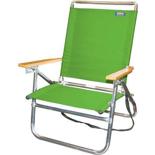 copa 3 position aluminum beach chair academy outdoor living rh pinterest com