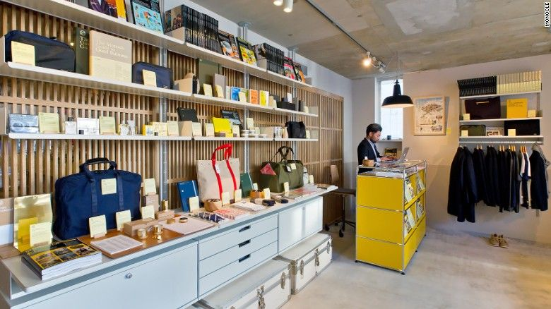 """""""Once overshadowed by neighboring downtown Shibuya, the quiet Tomigaya 'hood has recently reinvented itself as a hipster hub, boasting places like the Norwegian cafe/bar Fuglen, bean-to-bar chocolate shop Cacao Store, and Monocle magazine's retail store and Tokyo bureau,"""" says Annemarie Luck, editor-in-chief of Tokyo Weekender magazine."""