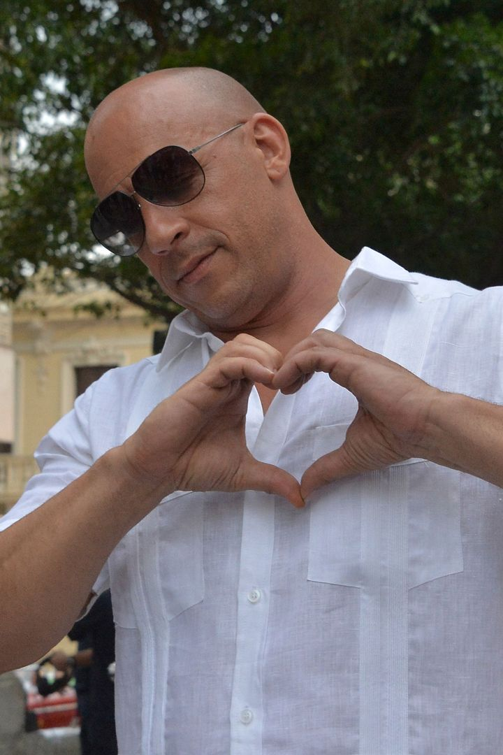 Vin Diesel Pays Tribute to Paul Walker as Filming For Fast 8 Begins