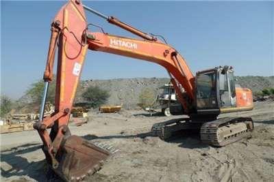 hitachi ex100wd wheeled excavator service manual
