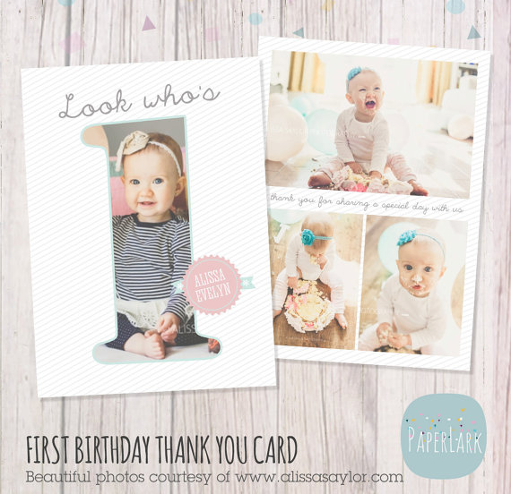 First birthday card photoshop template af001 instant download first birthday card photoshop template af001 by paperlarkdesigns bookmarktalkfo Gallery